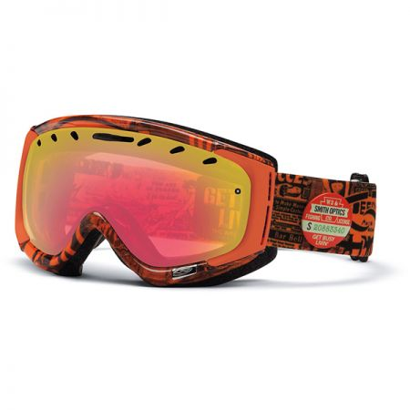 SMITH PHENOM ORANGE SNB BRYLE
