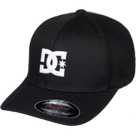 KŠILTOVKA DC CAP STAR 2 BOY - černá