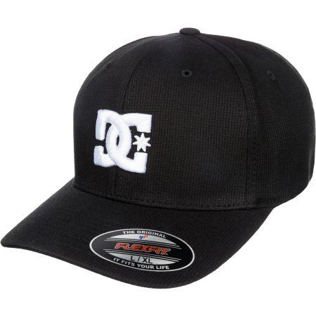 KŠILTOVKA DC CAP STAR TX - černá
