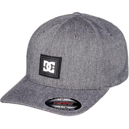 KSILTOVKA DC STAR CAP - šedá