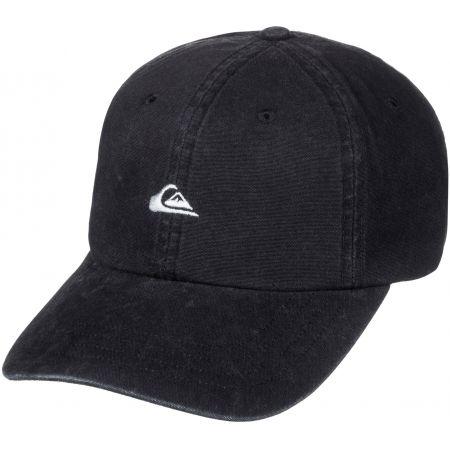 KŠILTOVKA QUIKSILVER PAPA CAP - černá