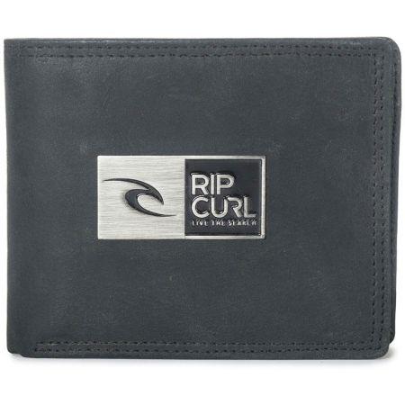 PENĚŽENKA RIP CURL STACKAWATU RFID 2 IN1 - černá