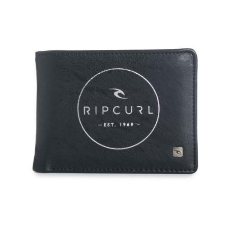 PENĚŽENKA RIP CURL CIRCUIT PU ALL DAY - černá