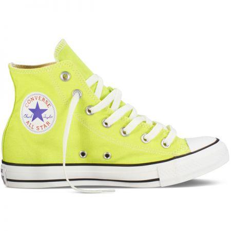 CONVERSE Chuck Taylor All Star BOTY - žlutá
