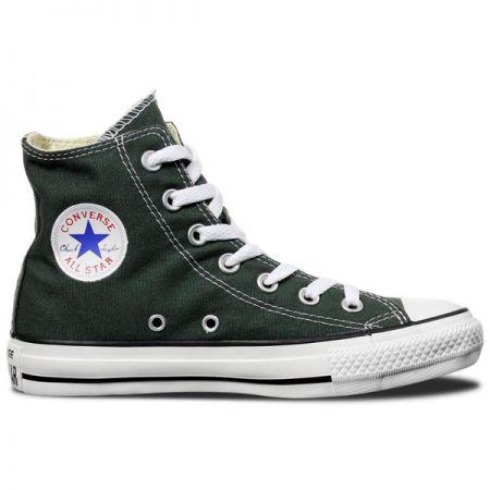 CONVERSE Chuck Taylor All Star BOTY - tmavě zelená  b908eec2da