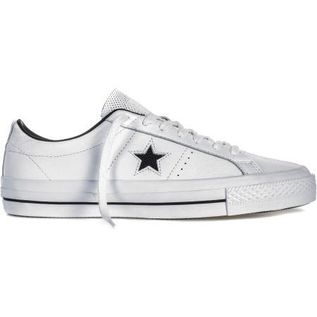 BOTY CONVERSE One Star - bílá