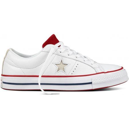 BOTY CONVERSE One Star WMS - bílá  d1d8ee4464