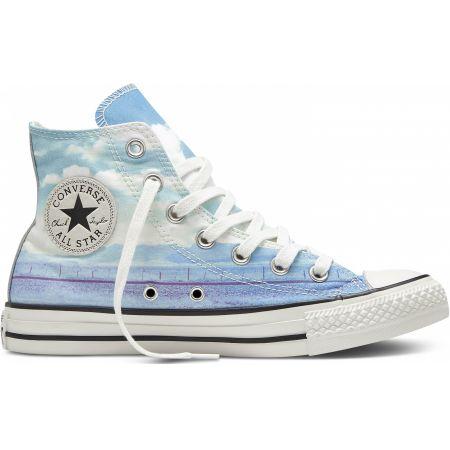 BOTY CONVERSE Chuck Taylor All Star WMS - modrá  22a6f5d10c8