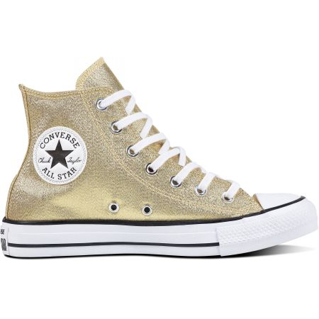 BOTY CONVERSE Chuck Taylor All Star WMS - žlutá