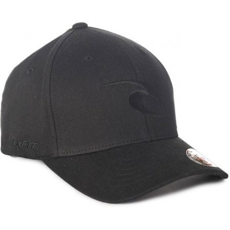 KSILTOVKA RIP CURL TEPAN CURVE PEAK CAP - černá