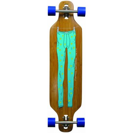 LONGBOARD MADRID 15J DREAM BAMBOO