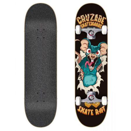 SK8 KOMPLET CRUZADE Skate Rat - černá