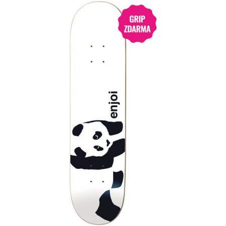 SK8 DESKA ENJOI Whitey Panda Logo Wide R