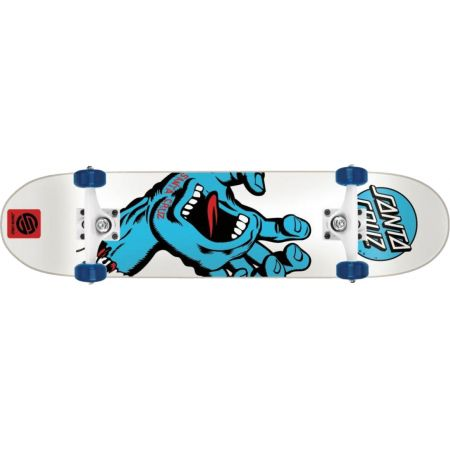 SK8 KOMPLET SANTA CRUZ SCREAMING HAND RE