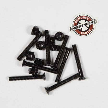 SK8 ŠROUBKY INDEPENDENT PHILLIPS Bx12/P8 - černá