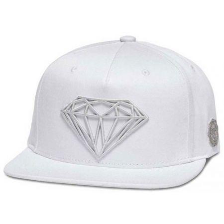KŠILTOVKA DIAMOND BRILLIANT - bílá