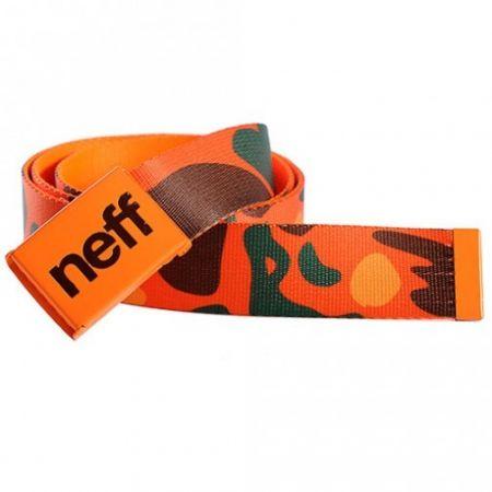 NEFF HUNTER PASEK - oranžová