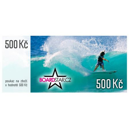 VOUCHER 500 BOARDSTAR