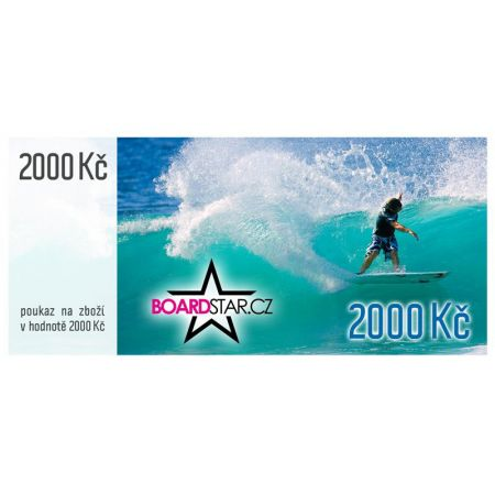 VOUCHER 2000 BOARDSTAR