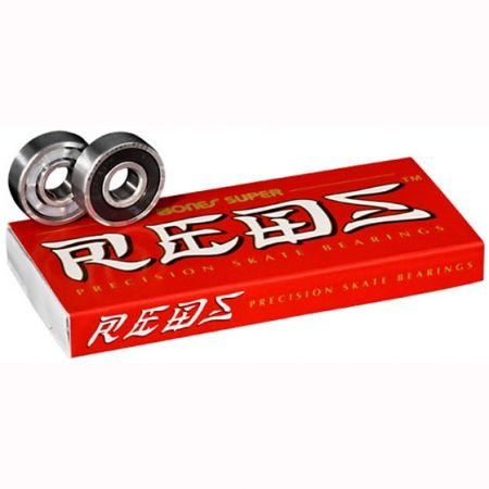 BONES SUPER REDS SK8 LOZISKA