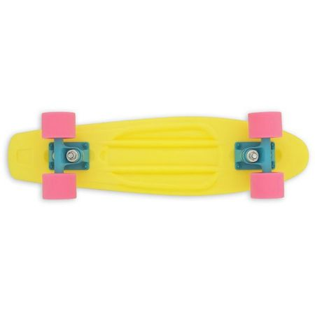 BABY MILLER ICE LOLLY PENNY BOARD - žlutá