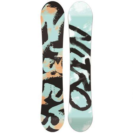 SNOWBOARD NITRO 16 LECTRA WMS - mátová