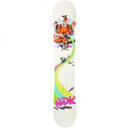 NIDECKER ADDICT SNOWBOARD