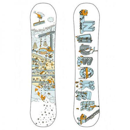 NIDECKER MAGIC SNOWBOARD