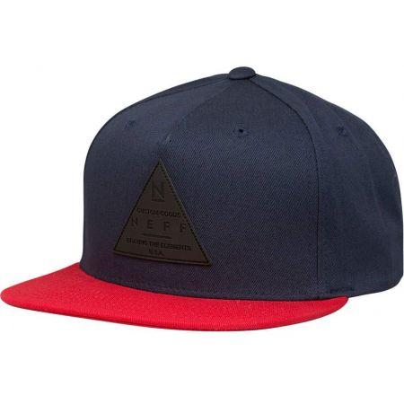 KŠILTOVKA NEFF X CAP - tmavě modrá