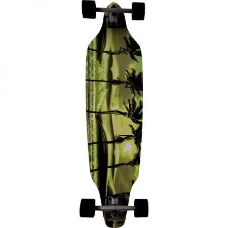 PALISADES PALM GIRLS LONGBOARD