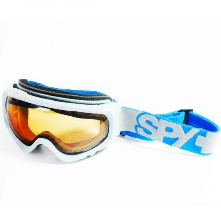 SPY SOLDIER SNOWBOARD BRYLE - bílá