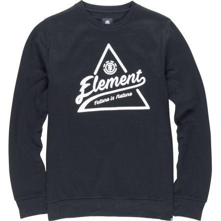 MIKINA ELEMENT ASCENT - černá  5dacea350d3