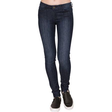 KALHOTY ELEMENT STICKER WMS - džínová modř