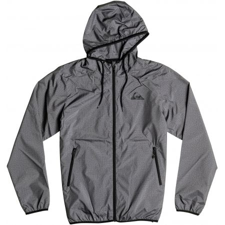 BUNDA QUIKSILVER EVERYDAY JACKET - šedá