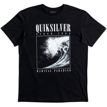 TRIKO QUIKSILVER CLASSIC - černá