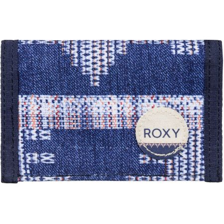PENEZENKA ROXY SMALL - modrá