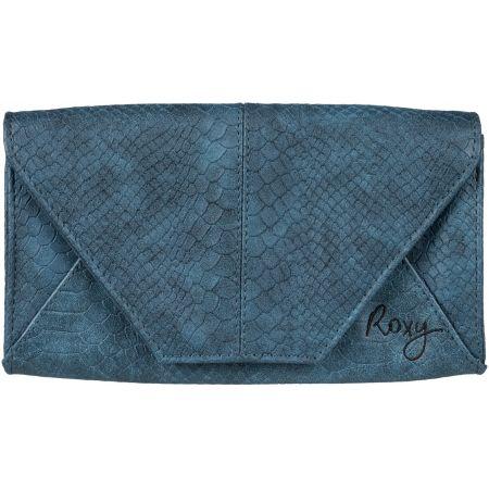 PENĚŽENKA ROXY WRITE A SONG - modrá