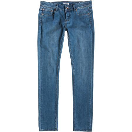 KALHOTY ROXY SUNTRIPPERS - džínová modř