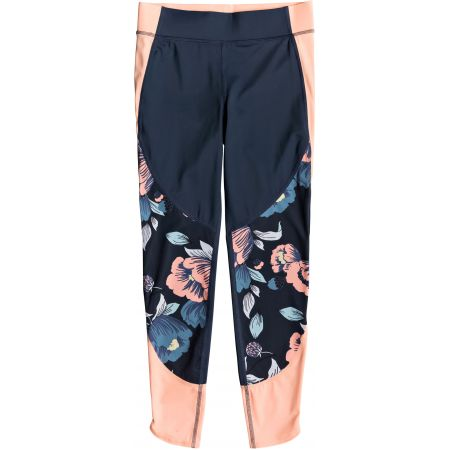 LEGÍNY ROXY SANDY VOCATION PANT 2 - modrá