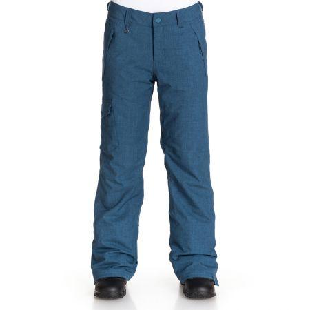 KALHOTY ROXY SNB TONIC - džínová modř
