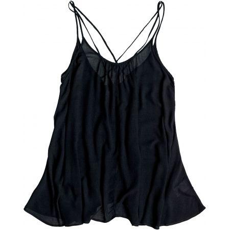 TILKO ROXY WINDY FLY AWAY DRESS - černá