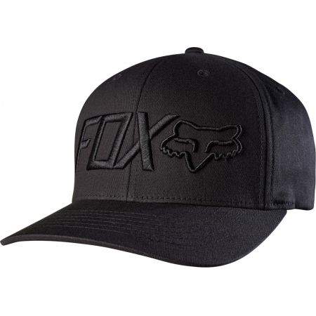 KŠILTOVKA FOX BRINGER FLEXFIT - černá
