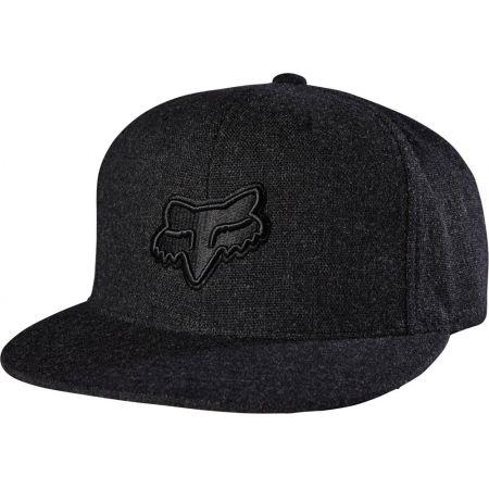 KŠILTOVKA FOX FRET - černá