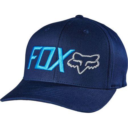 KŠILTOVKA FOX SCATHE FLEXFIT - modrá
