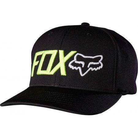 KŠILTOVKA FOX TRENCHES - černá
