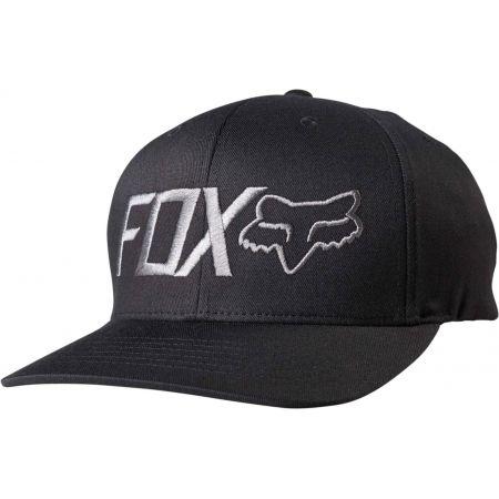 KŠILTOVKA FOX DRAPER - černá
