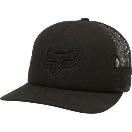 KŠILTOVKA FOX Head Trik Trucker WMS - černá