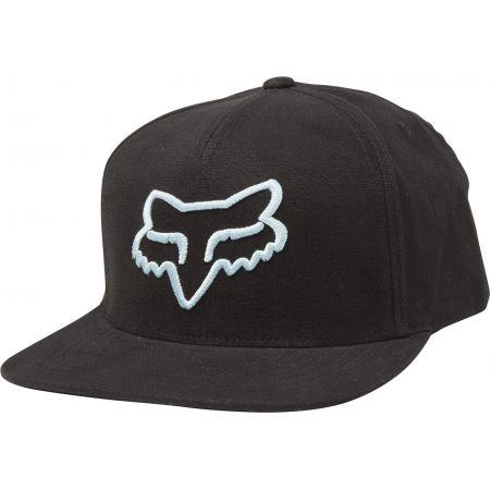 KŠILTOVKA FOX Instill Snapback - černá ec840db338