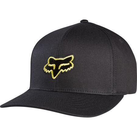 KŠILTOVKA FOX Legacy Flexfit - černá