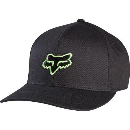 KŠILTOVKA FOX LEGACY FLEXFIT HAT - černá
